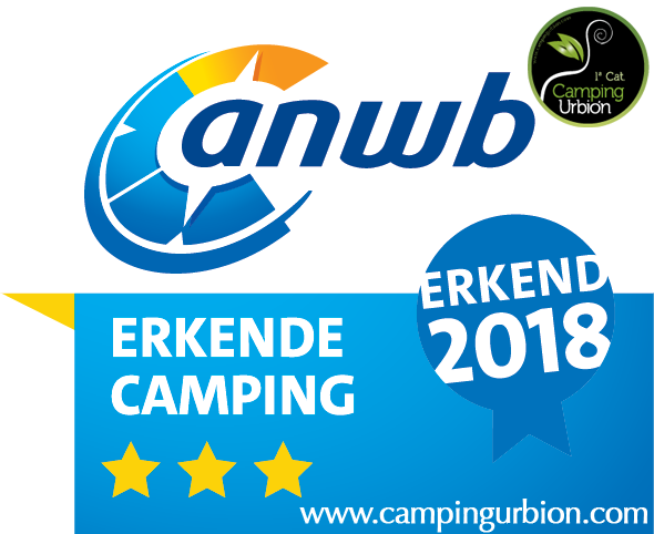 ANWB Erkende Camping 2018!