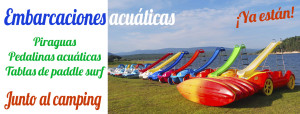 PIRAGUAS CAMPING URBION ACTIVIDADES