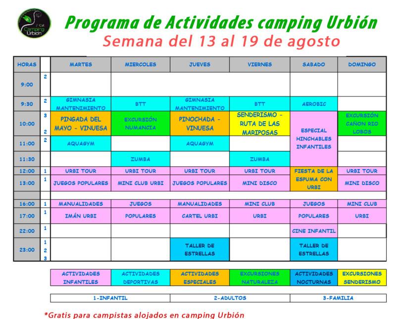 CARTEL-ACTIVIDADES CAMPING-URBION-15-agosto