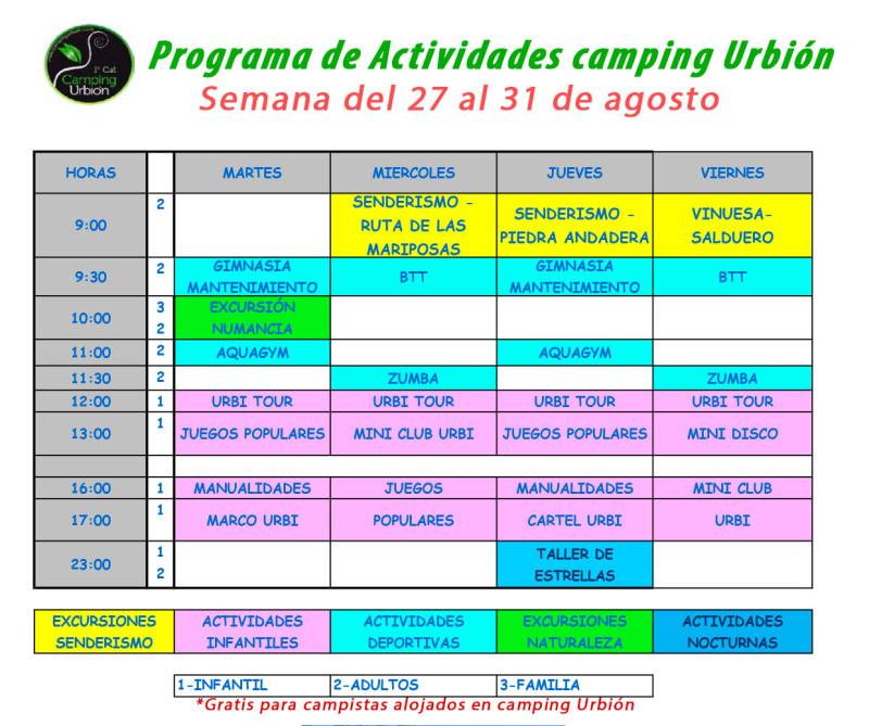 PROGRAMA-ACTIVIDADES-SEMANA-27-AGOSTO-CAMPING-URBION