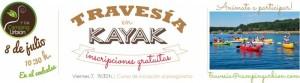 TRAVESIA PIRAGUA KAYAK CAMPING URBION SORIA