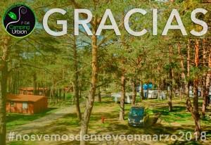 acampada camping urbion
