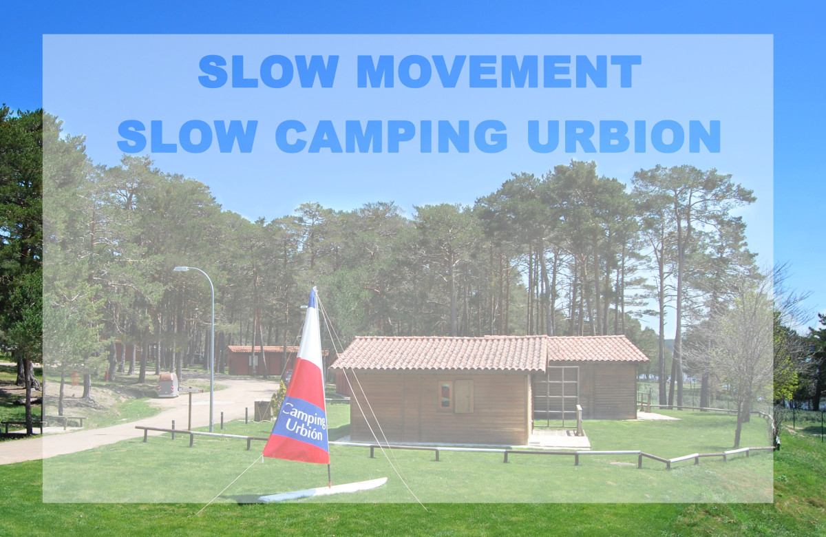 SLOW CAMPING URBION