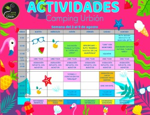 ACTIVIDADES-VERANO-CAMPING-URBION-SORIA