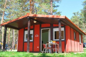 bungalows camping urbion soria