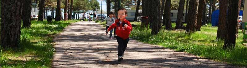 ANIMACION INFANTIL CAMPING URBION SORIA