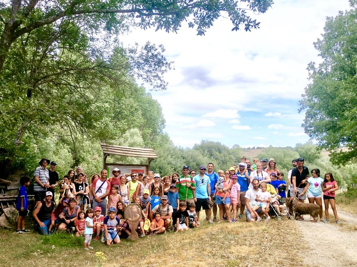 excursiones guiadas camping urbion