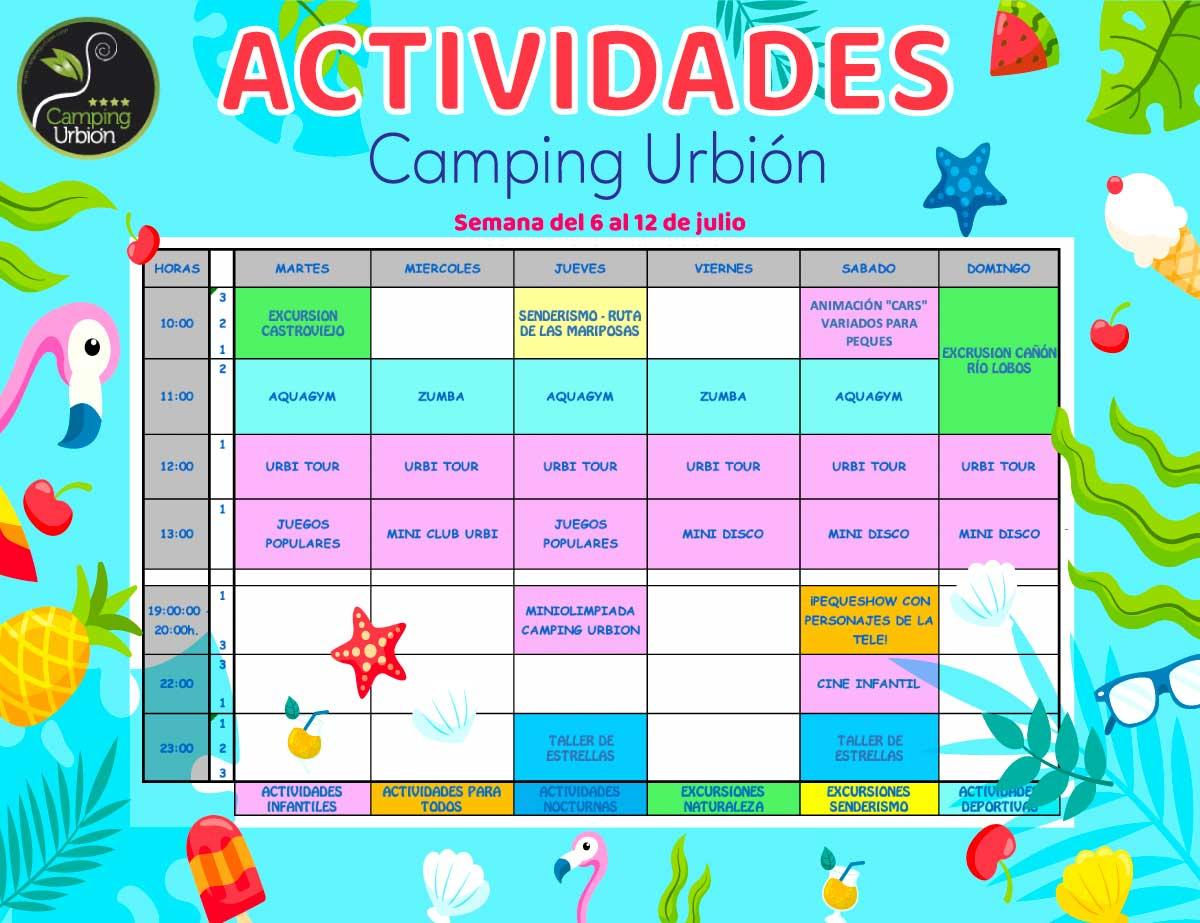 ACTIVIDADES-VERANO-2020-CAMPING-URBION-VACACIONES